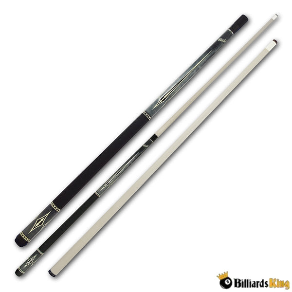 Cuetec Warrior Series Gray Stain 13-825 - Billiards King