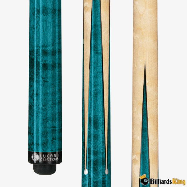 Lucasi Custom LZ2000SPT Sneaky Pete Pool Cue Stick - Billiards King
