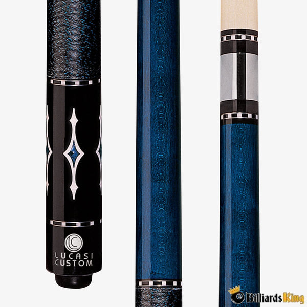Lucasi Custom LZE7 Pool Cue Stick - Billiards King