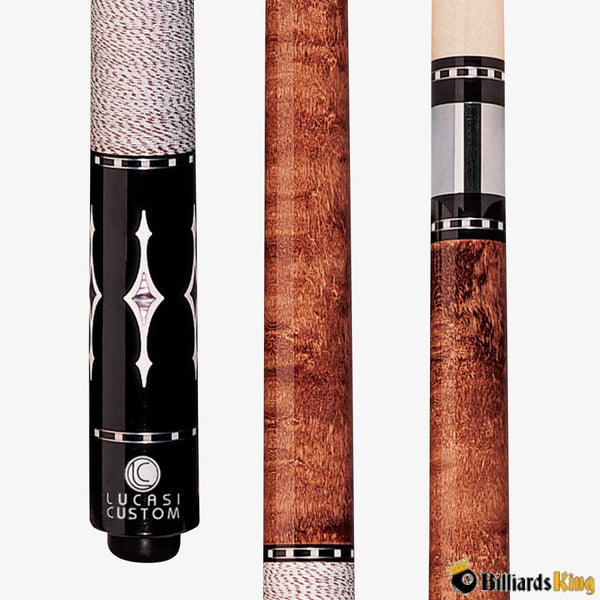 Lucasi Custom LZE9 Pool Cue Stick - Billiards King