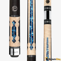 Lucasi Hybrid LHC97 Pool Cue Stick - Billiards King