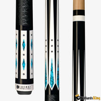 Lucasi Hybrid LHC98 Pool Cue Stick - Billiards King