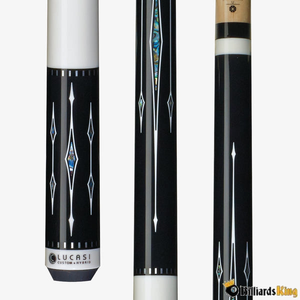 Lucasi Hybrid LHC99 Pool Cue Stick - Billiards King