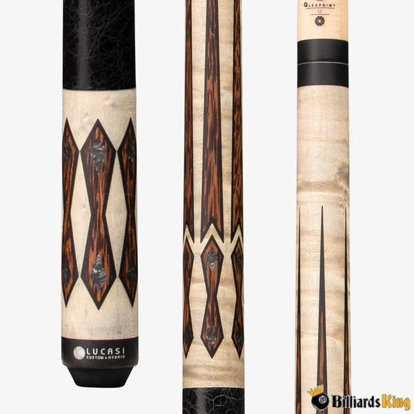 Lucasi Hybrid Limited Edition LHLE1 Pool Cue Stick - Billiards King