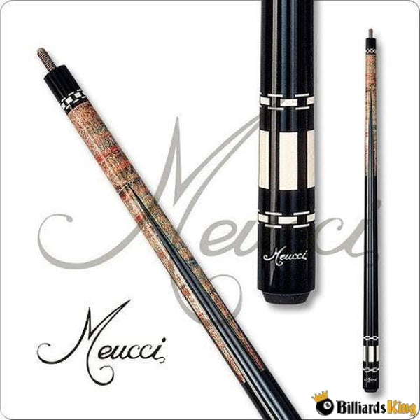 Meucci Hall of Fame 1 HOF-1 Pool Cue Stick - Billiards King