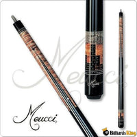 Meucci Hall of Fame 6 HOF-6 'City Lights' Pool Cue Stick - Billiards King