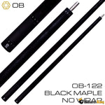 OB Cues OB-122 Pool Cue Stick (Butt Only) | Billiards King