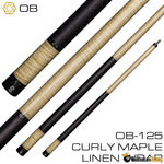 OB Cues OB-125 Pool Cue Stick (Butt Only) | Billiards King