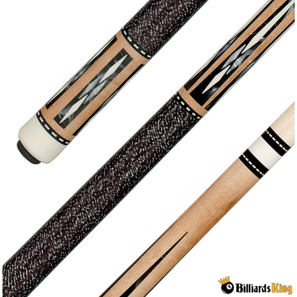 Pechauer JP18-Q Pool Cue Stick - Billiards King