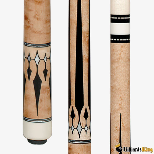 Pechauer JP20-Q Pool Cue Stick - Billiards King