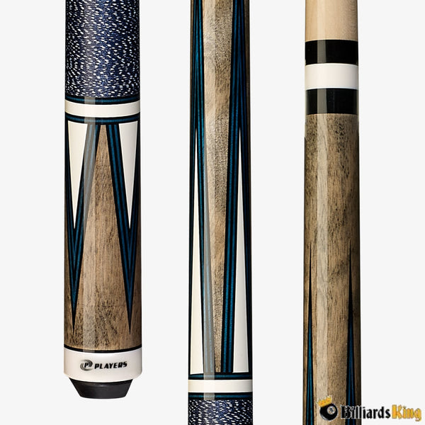 Players C-810 Pool Cue Stick - Billiards King