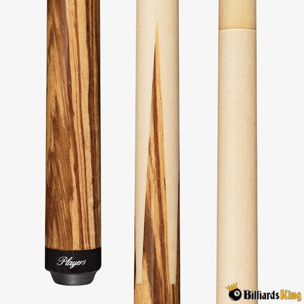 Players E-5100 Sneaky Pete Pool Cue Stick - Billiards King