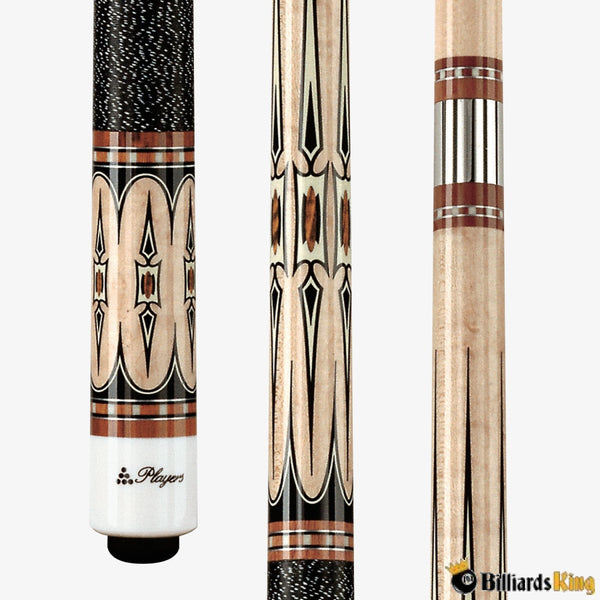 Players G-21T1 Pool Cue Stick - Billiards King