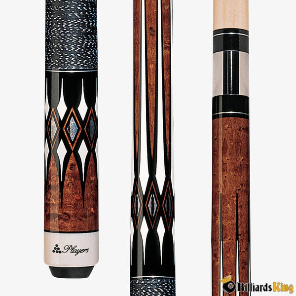 Players G-2252 Pool Cue Stick - Billiards King