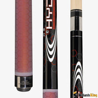 Players HCS20 Red Hydrogel Pool Cue Stick - Billiards King