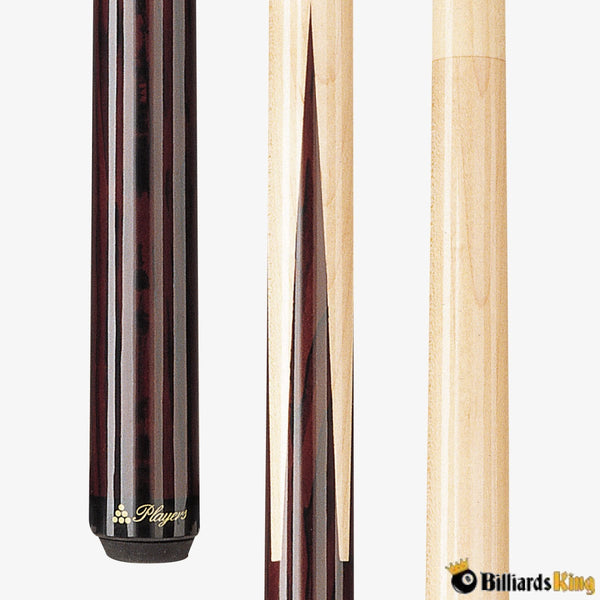 Players S-PSPR Sneaky Pete Pool Cue Stick - Billiards King