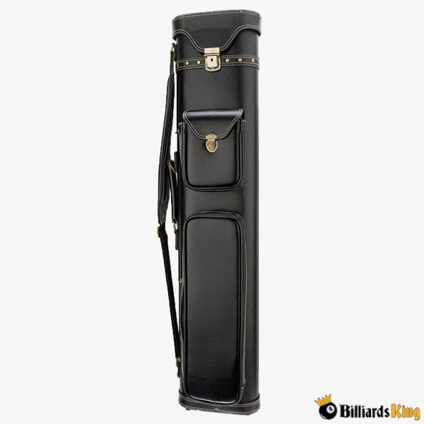 Pro Series 4 Butt 8 Shaft Hard Pool Cue Stick Case PS448 - Billiards King