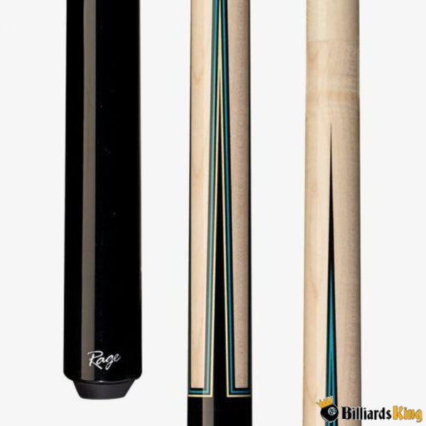 Rage RG106 Sneaky Pete Pool Cue Stick - Billiards King