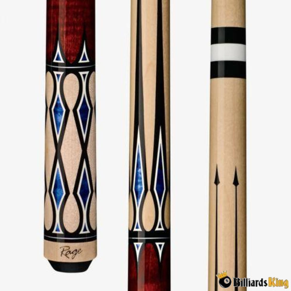 Rage RG202 Pool Cue Stick - Billiards King
