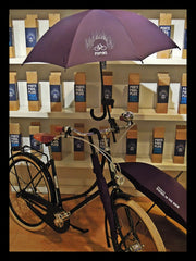 Parapluie anti-vent prune - Purple windproof umbrella
