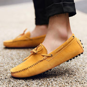 Men's Leather Driving Shoes