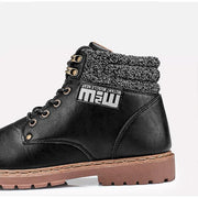 Men High-Top Casual Martin Boots