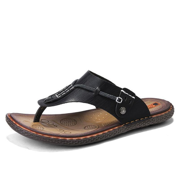Men's fashion beach flip flops 118327