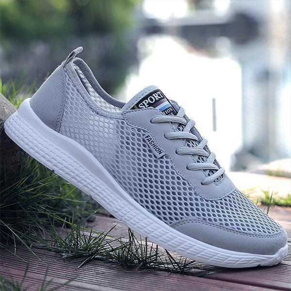 Men's casual sports mesh shoes 118343