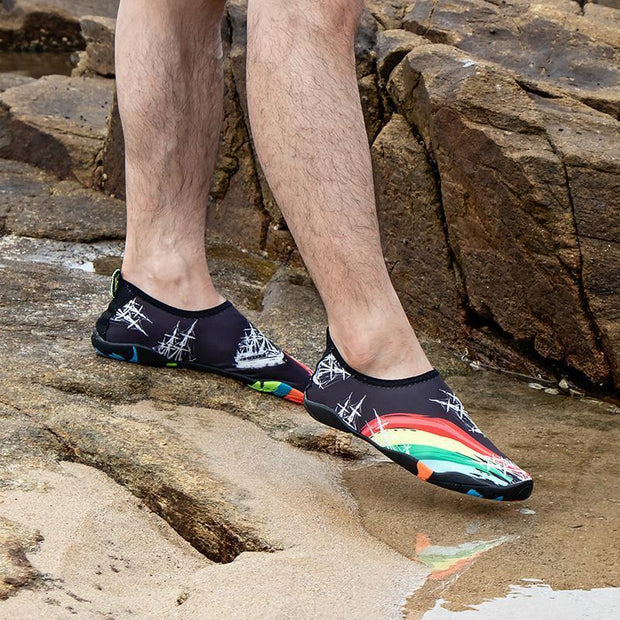 Men's Beach Swimming Shoes