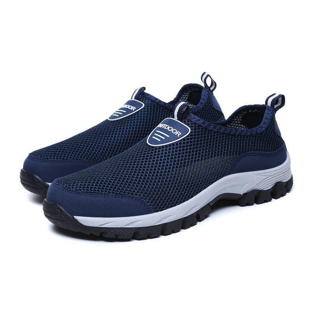 Men's Breathable Comfort Wear-resistant Anti-slip Sneakers
