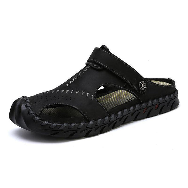 Men's casual fashion outdoor hollow sandals 125035