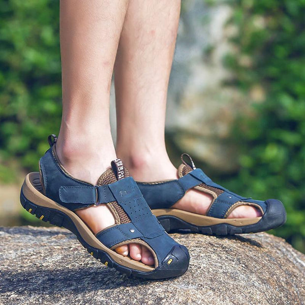Men's Casual And Comfortable  Outdoor Buckle Sandals