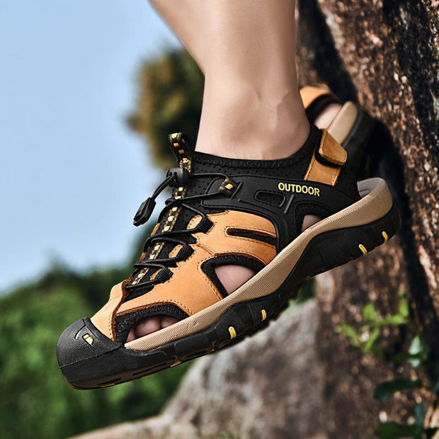 Men's casual trend outdoor sports beach shoes sandals 125326