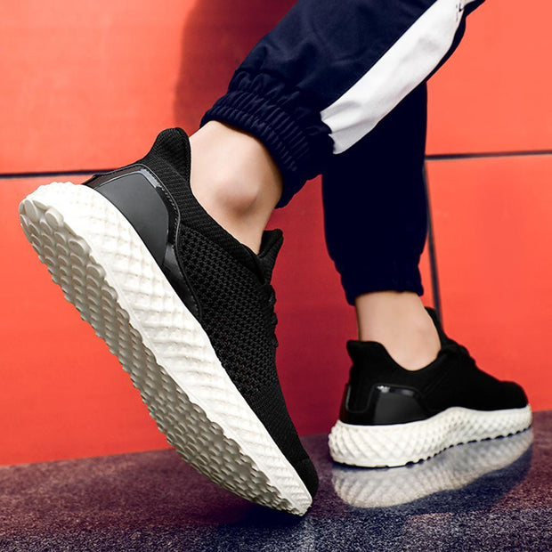 Men Walking outdoor Shoes Blade Slip on Casual Fashion Sneakers  128927