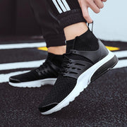 Men's casual fashion comfortable breathable sneakers 129193