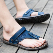 Men's fashion casual flip flops 128300