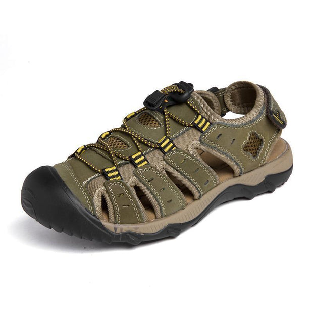 Men's Summer Breathable Soft Sole Outdoor Anti-water Shoes