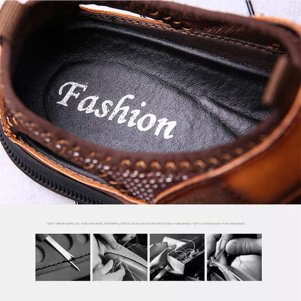 Men Sandals Casual Classic Roman Sandal Men Roman Summer Outdoor Beach Shoe 132953