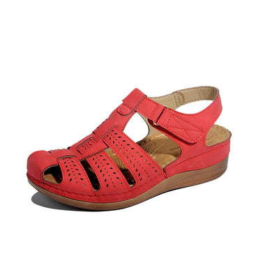 Frauen eng Hohl-out Sandalen
