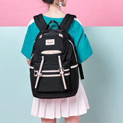 136819 Women's Classic Diamond Casual Backpack