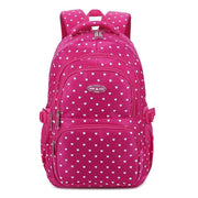 137013 Women's fashion backpack print bag backpack
