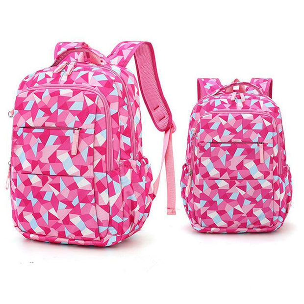 137062 Children school bags for teenagers boys girls big capacity school backpack waterproof satchel kids book bag