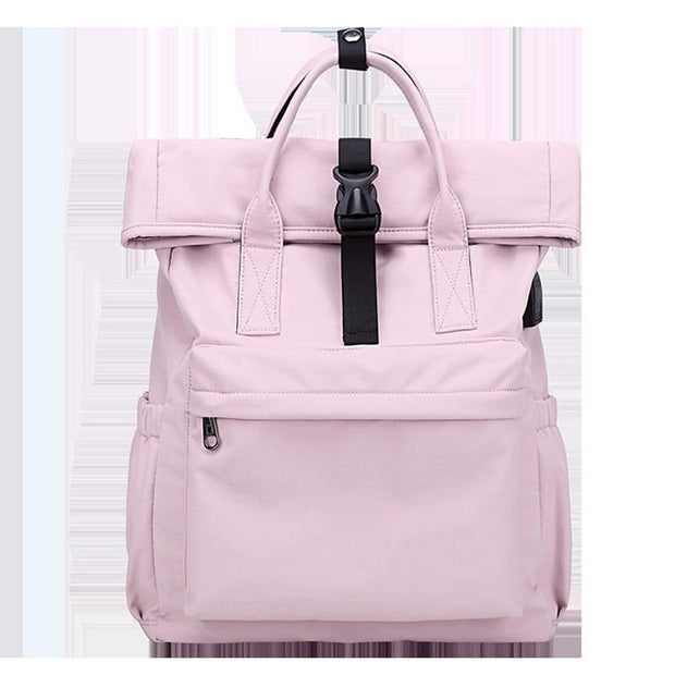 Women's Fashion Large Capacity Student Laptop Backpack