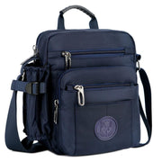 Men's Nylon Large Capacity Portable Travel Shoulder Bag