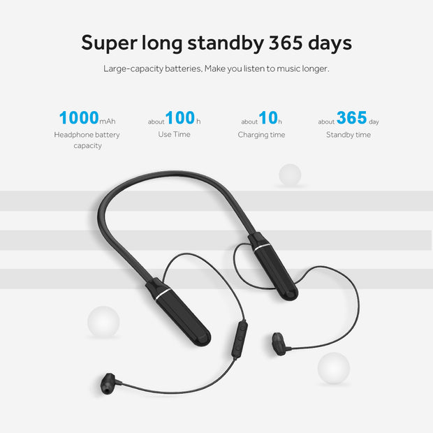 139355 A8 Sport Bluetooth-Headset