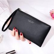 Damen Clutch Casual Simple Fashion Geldbörse Handytasche