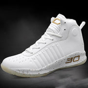 Men's boots high-top shoes breathable casual student sports basketball shoes