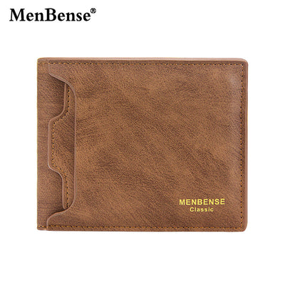 Herren Short Casual Multi-Card Draw Card Wallet