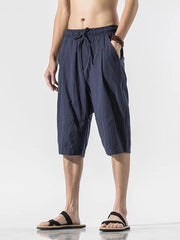 Breathable Casual Loose Shorts