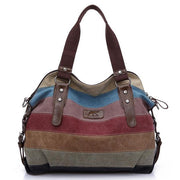 Women Canvas Shoulder Cross Body Bag